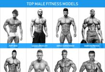 Top Male Fitness Model