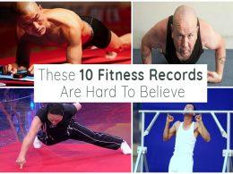 Fitness Records