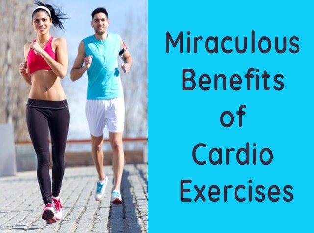 benefits of cardio exercises