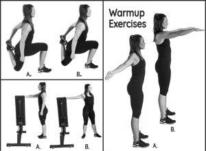 Warmup Exercises