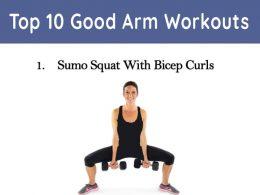 good arm workouts