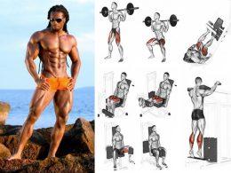 Leg workouts At Home