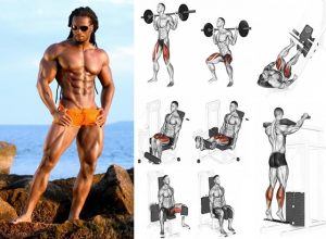 Leg workouts At Home