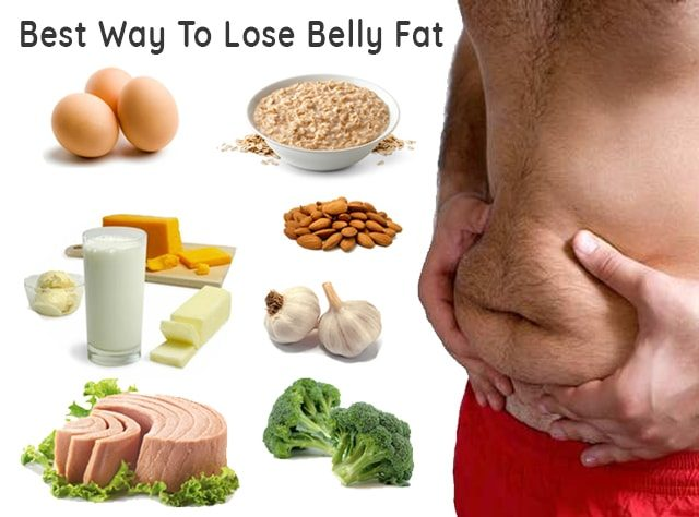 Best Foods To Lose Weight Around Stomach