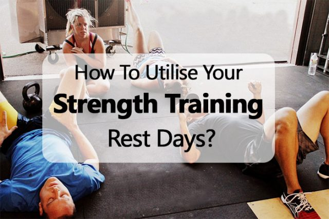 strength training rest days