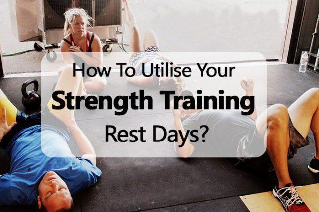 strength training rest days
