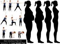 workout plan for women weight loss