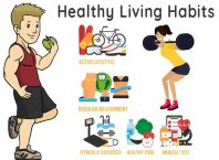healthy living habits