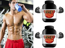 Pure Whey Protein Powder