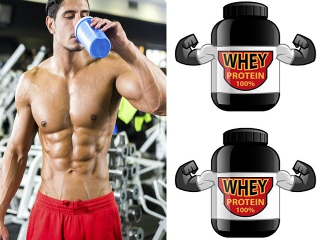Best food supplements for muscle growth