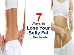 Lose Your Belly Fat