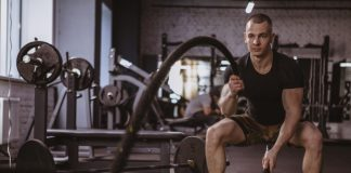 Total Body Workout For Men