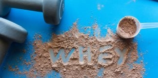 The Best Protein Powder For Building Muscles
