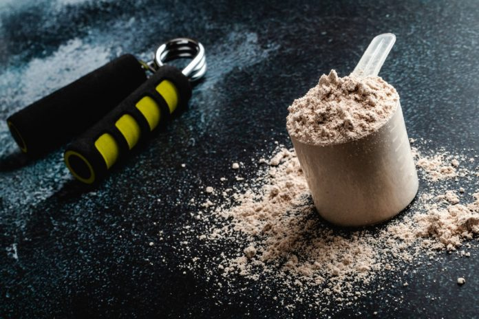 Whey Protein For Building Muscles