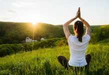 Yoga Exercises For Glowing Skin And Hair