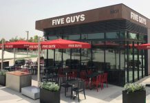Five Guys Nutrition